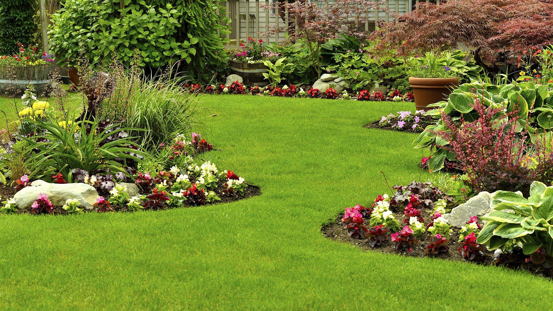 Lawn Maintenance And Landscape Design